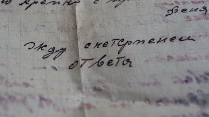 «Жизнь моя наступила очень опасная»: читаем письма с фронта, которые не дошли до адресатов