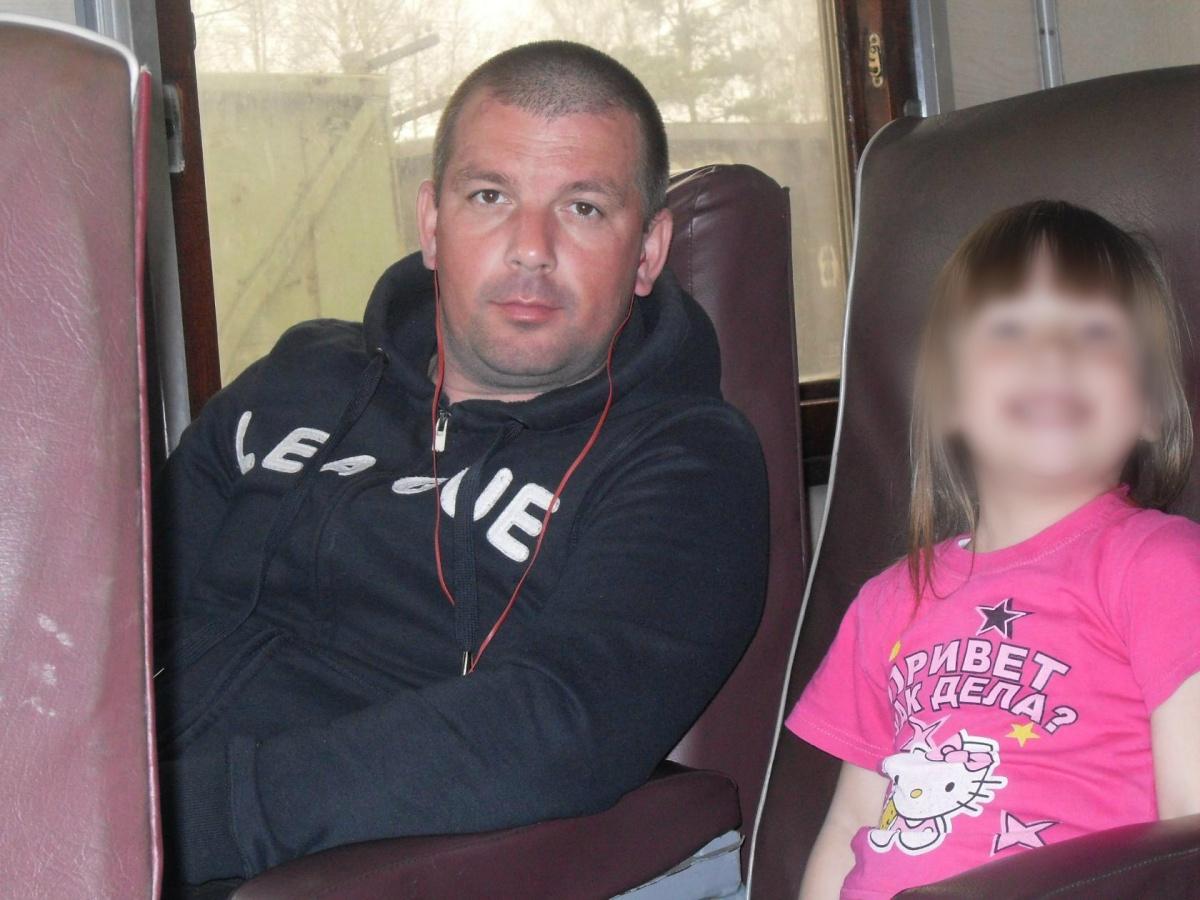 У Вячеслава осталась жена и маленькая дочь