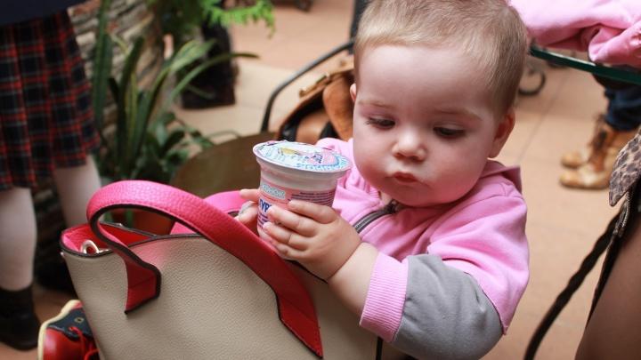 С 26 апреля по 14 мая продукцию детского питания можно приобрести со скидкой