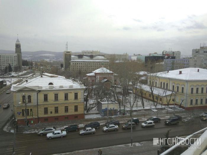 Историческое сооружение клиники вцентре Красноярска продали вчастные руки