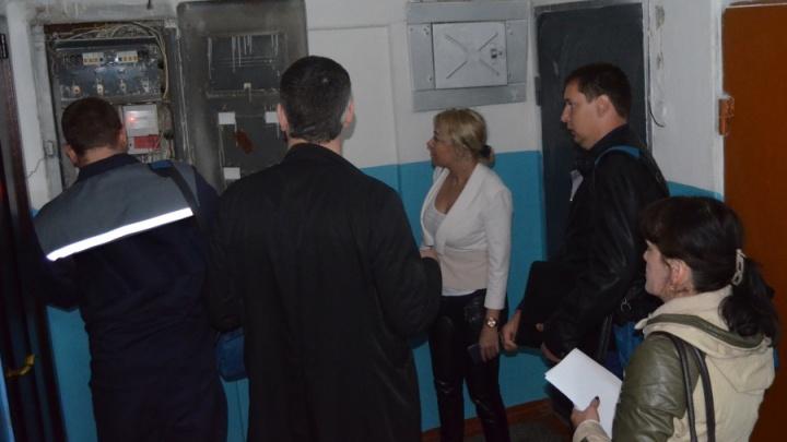 Шесть улиц Омска остались без электричества