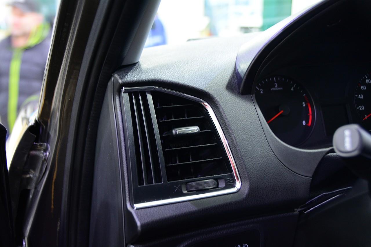 Модернизированная система вентиляции и обдува стекол должна решить проблему конденсата