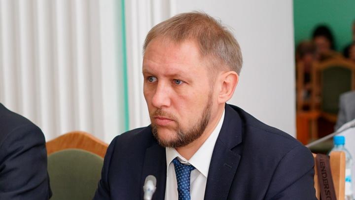 Вице-спикер Горсовета решил покинуть Омск