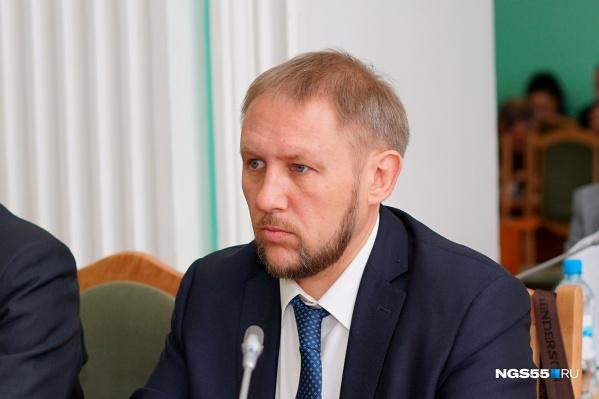 По-видимому, Андрей Ткачук решил уехать из Омска в ближнее Подмосковье
