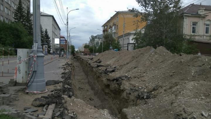 Объявлено о начале ремонта еще на трех улицах Красноярска