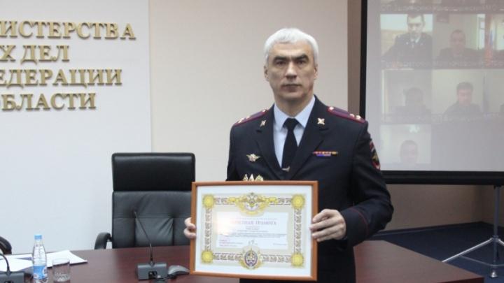 Бывшего главного борца с оргпреступностью ГУВД Челябинской области осудили за махинации с пенсией
