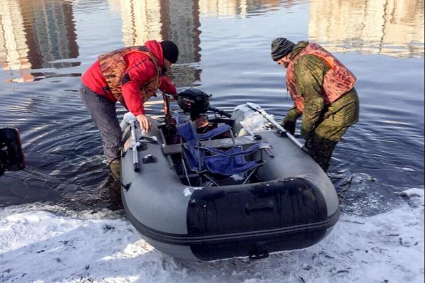 Тело 21-летнего челябинца обнаружили при проверке реки Миасс в районе Северо-Крымской