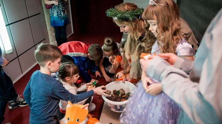 Новый год с космическим размахом начинают праздновать в Омске