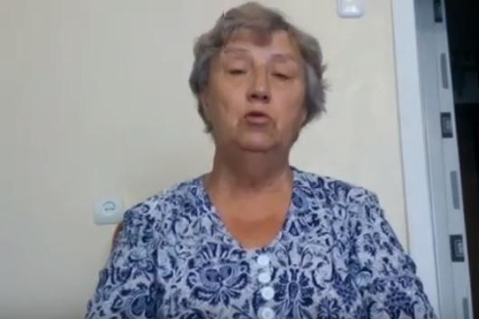 Женщина уверена, что ее сын невиновен
