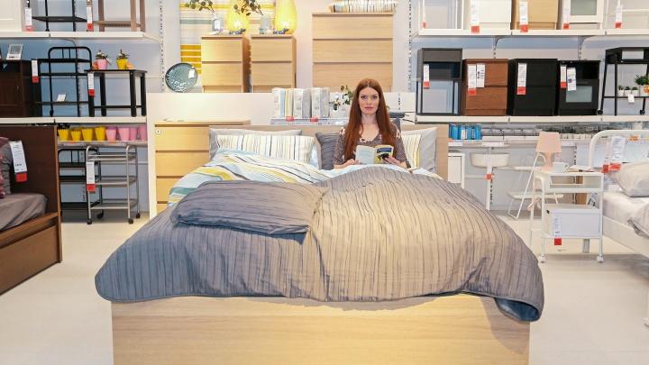 Упасть в объятия Морфея: что необходимо для комфортного сна и где это купить