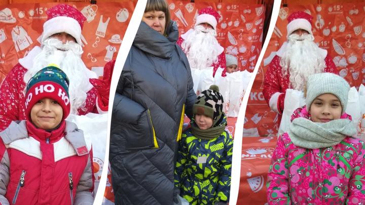 Пришли за покупками, ушли с подарками: «15-й рынок» устроил самарцам праздник