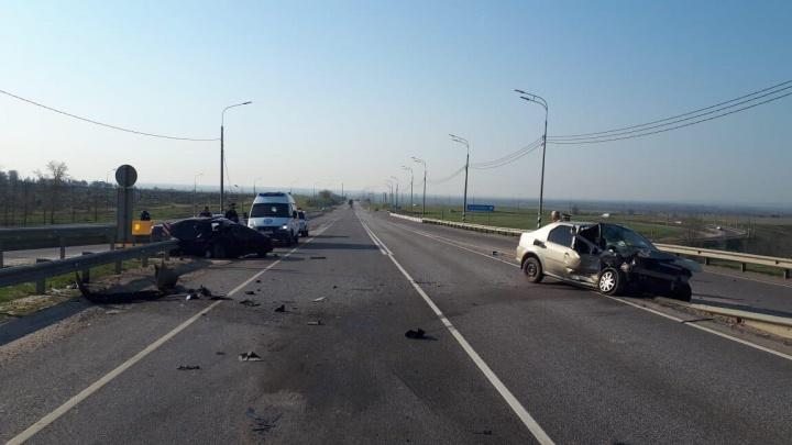 Дагестанцы разбились под Михайловкой: погиб мужчина, в больнице 14-летний мальчик и двое взрослых