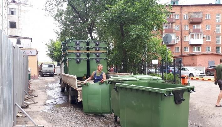 Омская РЭК начала поиски компании, которая будет пересчитывать норматив на мусор