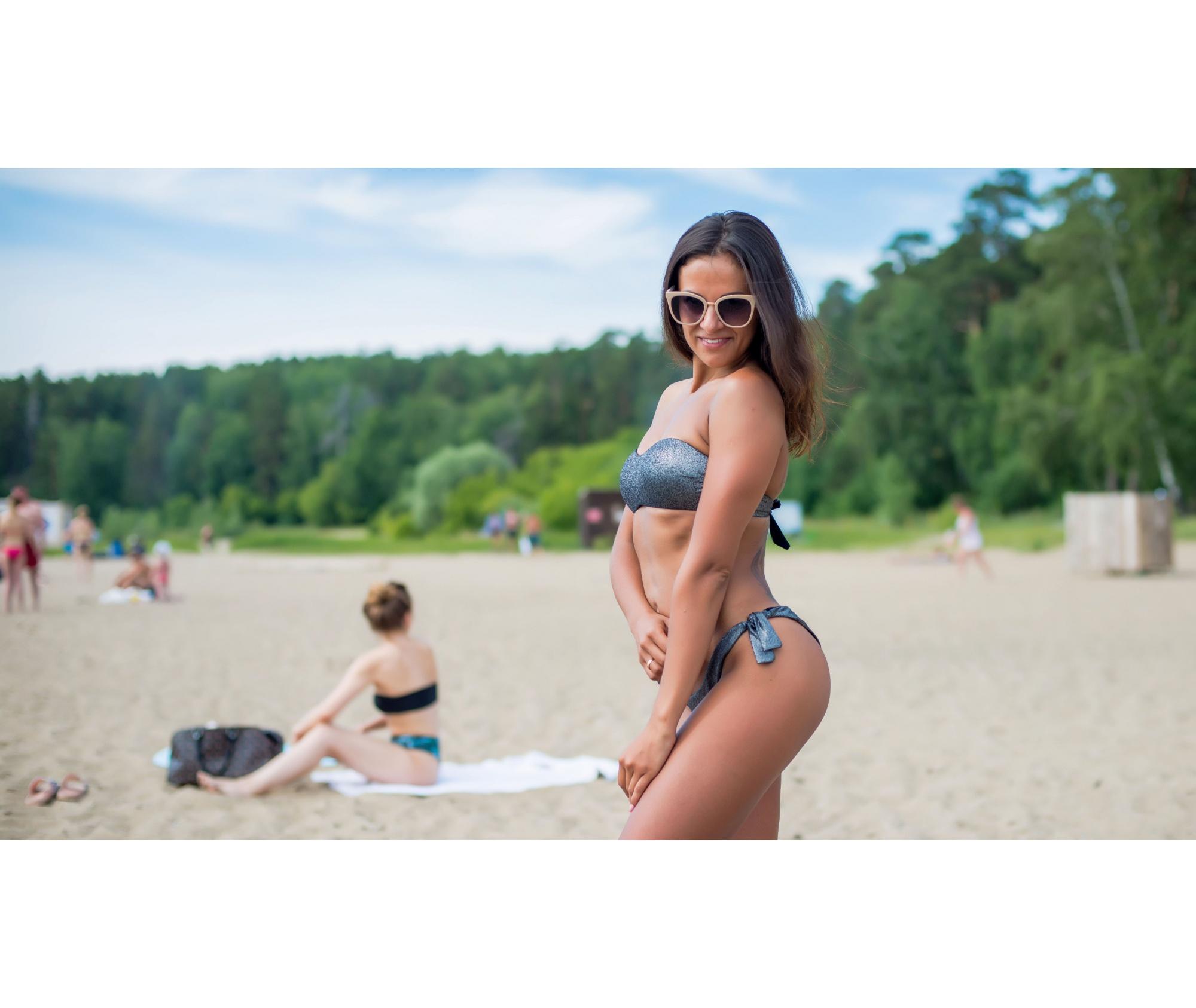 Горожане отмечают, что им важен не только сам пляж, но и красивая и чистая дорога к нему