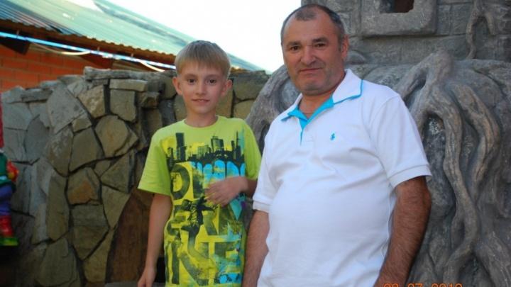 В Башкирии школьника наградили медалью «За спасение погибающих»