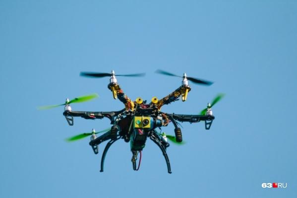 Чтобы сделать красивый ролик с высоты птичьего полета, хозяева дронов должны собрать целый пакет документов и пройти не одну инстанцию