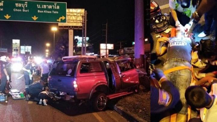 Тюменец попал в смертельную аварию в таиландском городе, столкнувшись на машине с мотоциклом