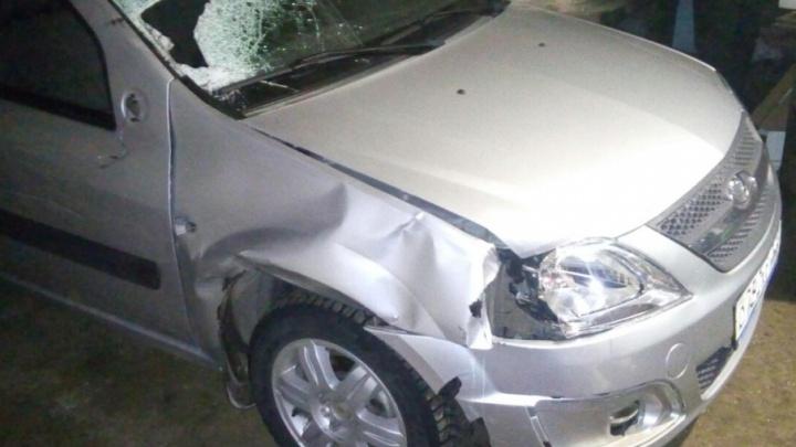 В Башкирии машину виновника смертельного ДТП нашли в гараже