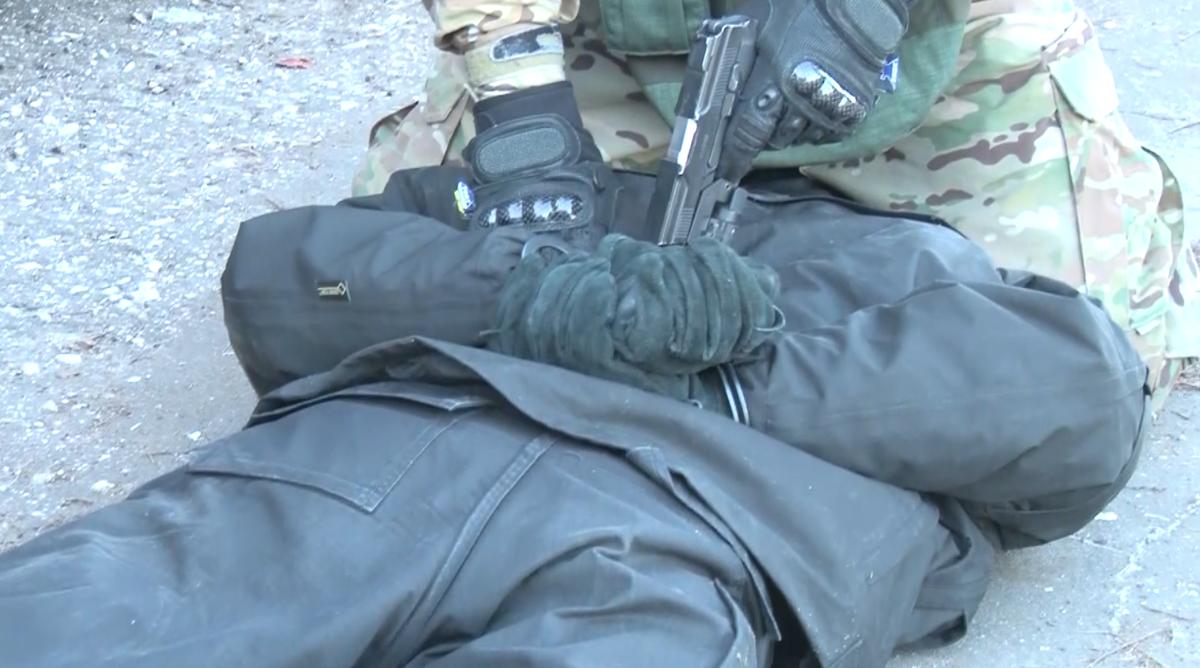 Спецоперация наавтостанции в Щербинках закончилась без жертв