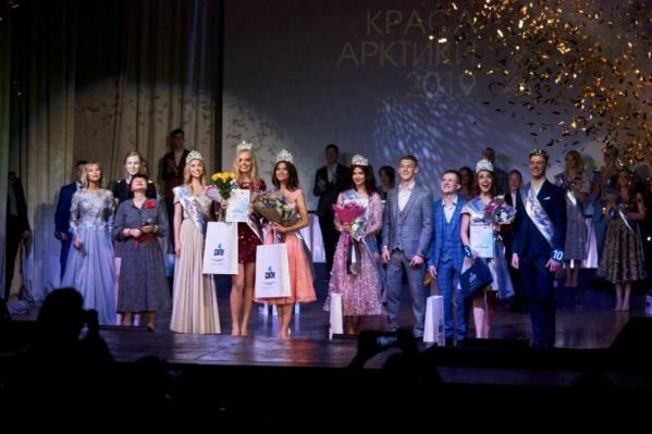 Финальное шоу в этот раз посвятили Году театра в России