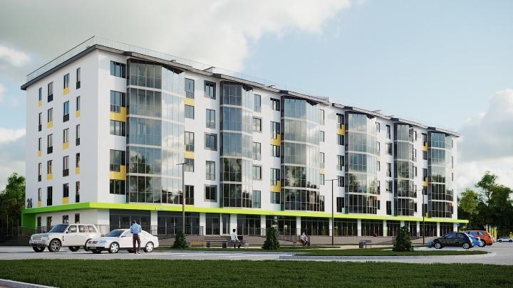 Популярный жилой район продолжает шокировать: в новом доме продают квартиры от 7 591 рубля в месяц