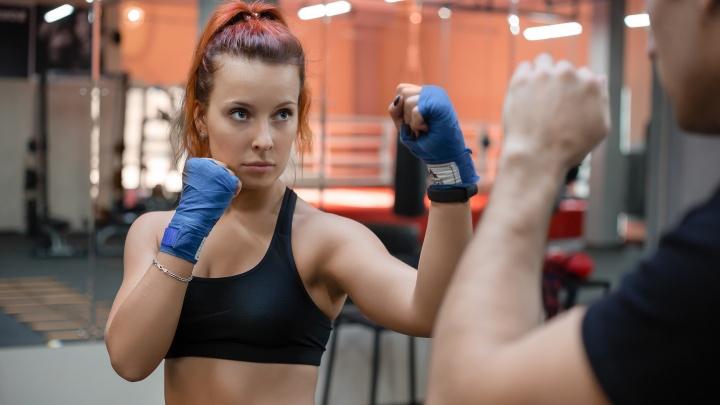 Брутальный фитнес: челябинская инстаблогер еле унесла ноги из боксерского клуба
