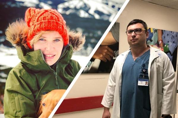 Елизавета и Борис работают медиками в тех странах, чья медицина считается лучшей в мире