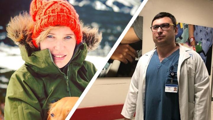 «Зарплаты от 10 тысяч долларов»: истории красноярских медиков, переехавших в Израиль и США