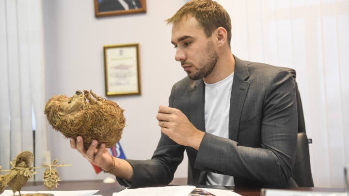 Антон Шипулин предложил свой первый законопроект для рассмотрения в Госдуму