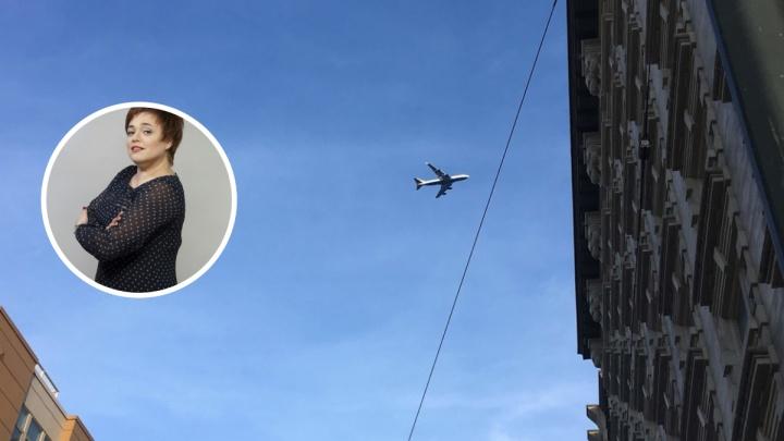 Красноярская стюардесса рассказала о своем опыте аварийной посадки 15 лет назад