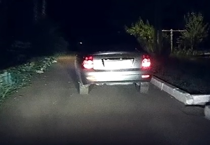 «Охота» на пьяных водителей: в Самарской области прошел рейд активистов «Ночного патруля»
