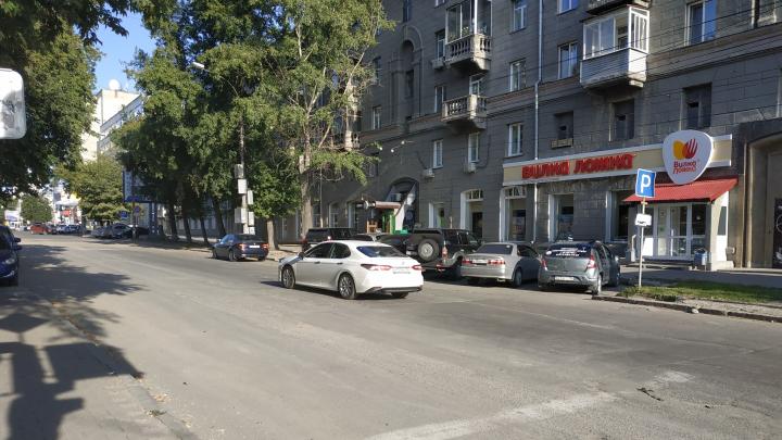 Наконец закопали: на улице Фрунзе открыли движение