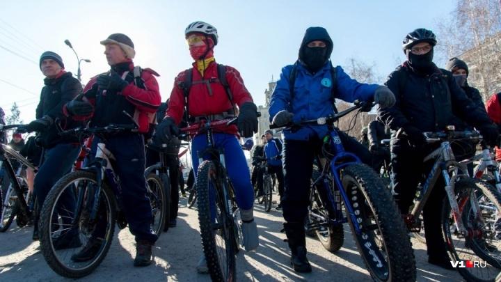 «Погода нас не напугает»: сотни велосипедистов на время перекроют Первую Продольную Волгограда