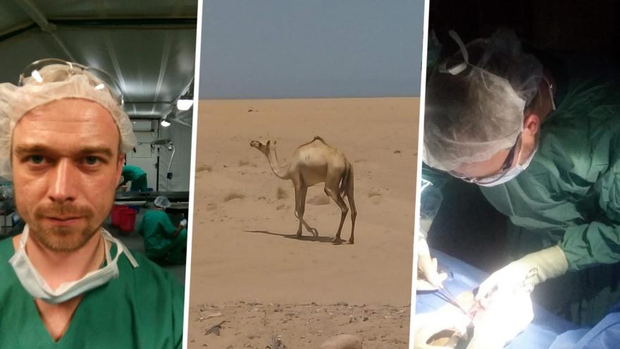 «Много мин, огнестрельных ранений»: хирург потратил отпуск на поездку в Йемен и спасение людей