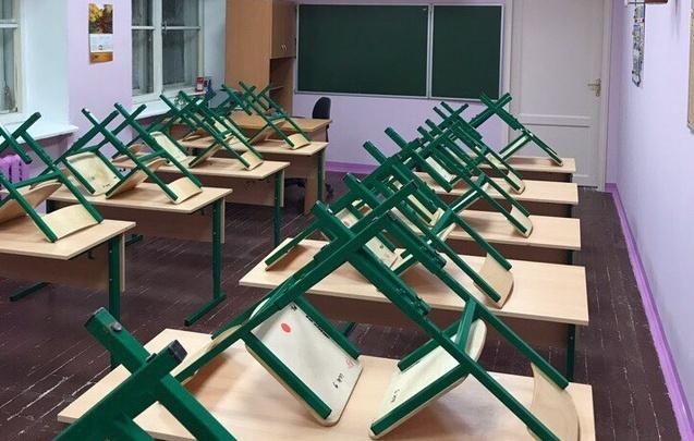 Судьба аварийного здания школы №9 в Архангельске должна решиться к маю