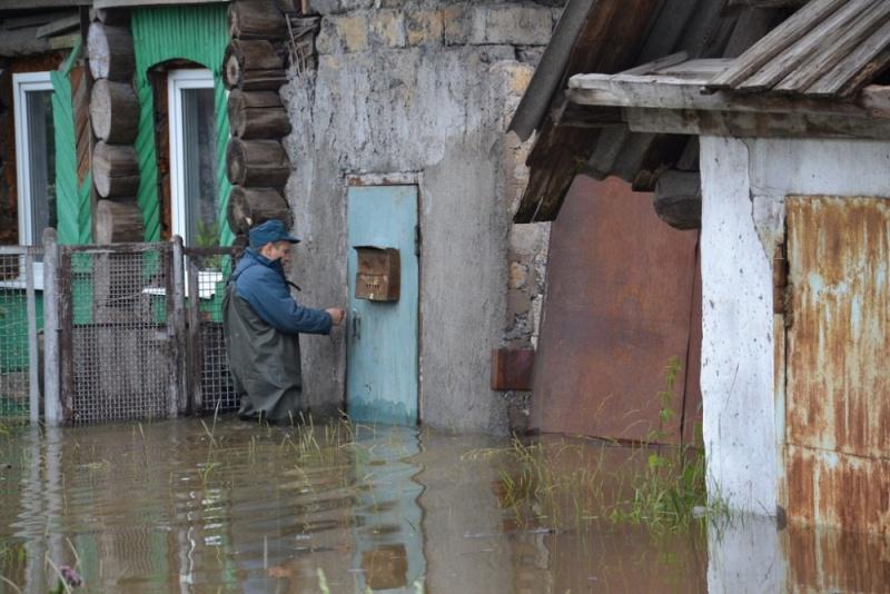 Спасатели постараются не допустить подтопления жилых домов
