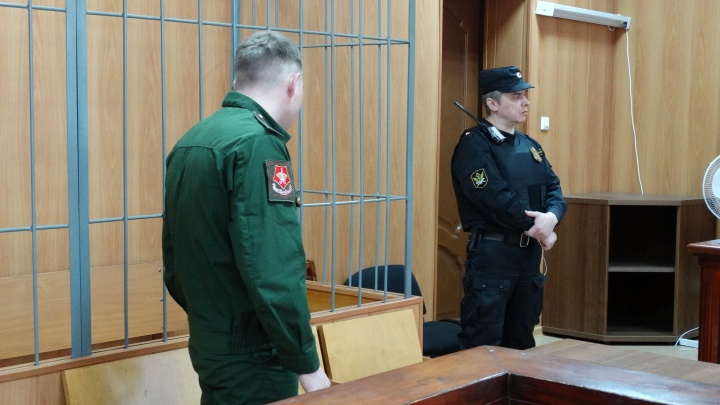 Солдат, получивший срок за гибель сослуживца в Елани, заявил, что оговорил себя в суде