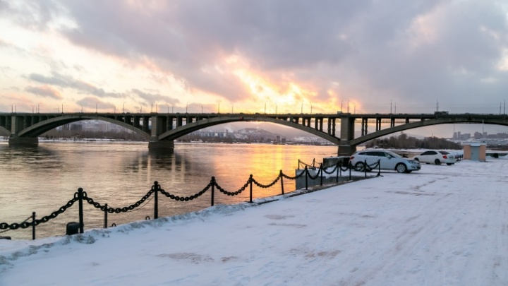 «Имени Хворостовского или Ярыгина»: озвучены первые варианты названий для набережных в Красноярске
