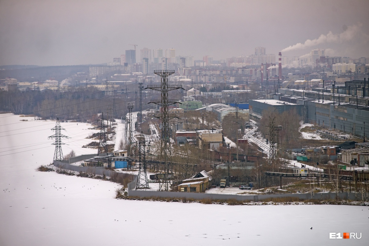 Закрытая территория: изучаем цеха Верх-Исетского завода, построенные 200 лет назад