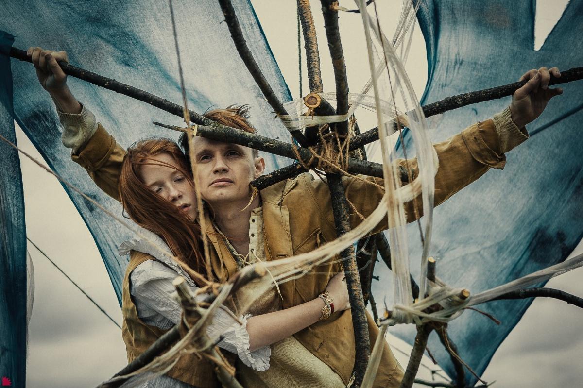 Саша Гагарин с дочкой Марго отлично вписались в кадр