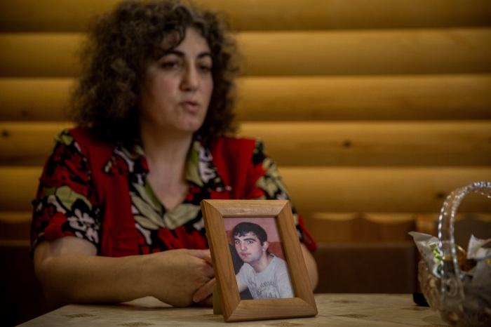 Марине Арутюнян ждёт сына уже пять лет