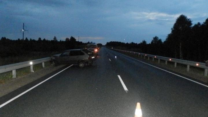 Следователи ищут свидетелей ДТП, случившегося 6 августа в Шадринском районе