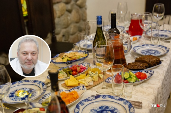 Ярославский наркологМихаил Черноморский рассказал, сколько выпить, чтобы праздник запомнился только весельем