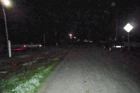 Информация о происшествии поступила в ГИБДД около полуночи