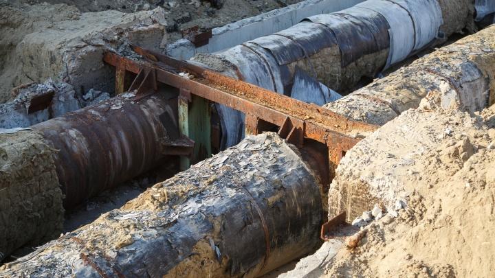 На юге Волгограда 20 домов оставят без воды на всю среду