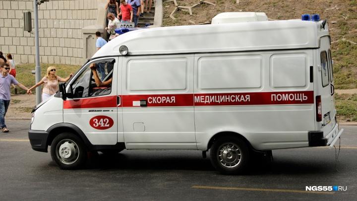 В аварии возле «Бауцентра» на левобережье пострадала четырёхлетняя девочка