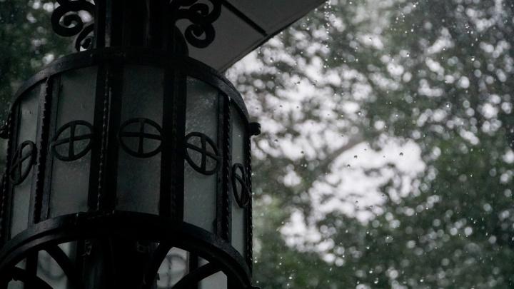 Потепление и дожди. Публикуем прогноз погоды на предстоящую неделю