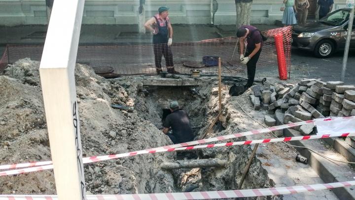В Ростове жители центра и Западного останутся без холодной воды