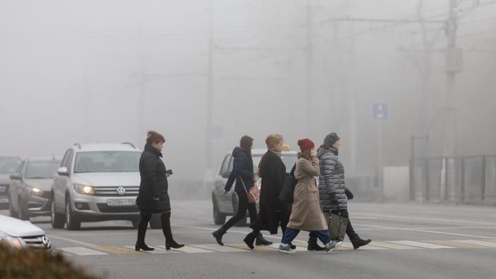Со снегом и моросью: в Волгоградской области потеплеет до +7 градусов