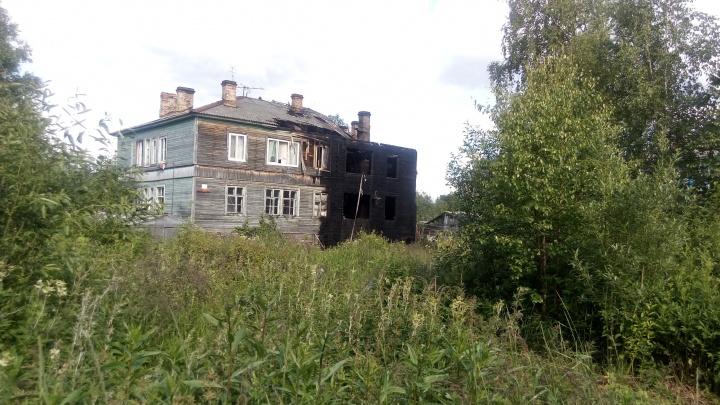 «Курил в пьяном состоянии»: житель посёлка 29-го лесозавода погиб в горящей деревяшке